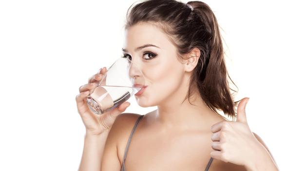 ¿Consumes suficiente agua?