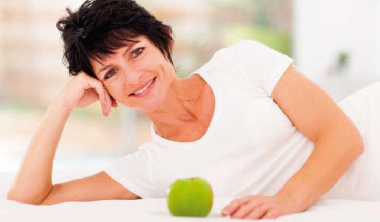 ¿Cómo controlar el sobrepeso durante la menopausia?